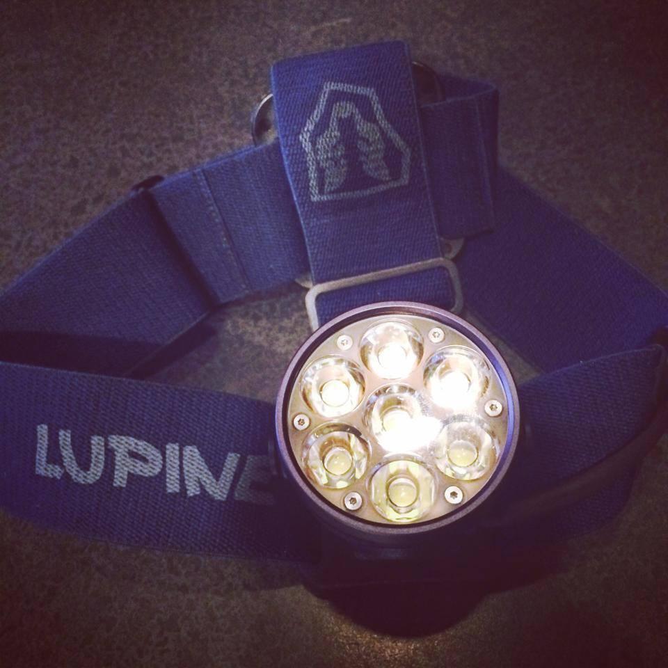 lupine headlamp